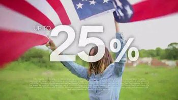 Ashley HomeStore Memorial Day Event TV Spot, 'Red, White and Bold' - Thumbnail 5