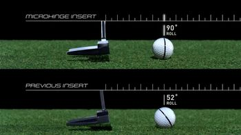 Odyssey O-Works #7 Putter TV Spot, 'Dynamic Impact' - Thumbnail 7