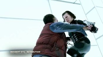Crackle.com TV Spot, 'Resident Evil: Retribution'