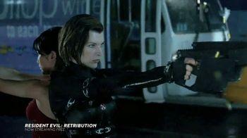 Crackle.com TV Spot, 'Resident Evil: Retribution' - Thumbnail 3