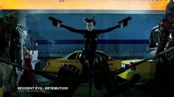 Crackle.com TV Spot, 'Resident Evil: Retribution' - Thumbnail 5