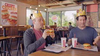 Burger King TV Spot, 'Can't Believe It' - Thumbnail 1