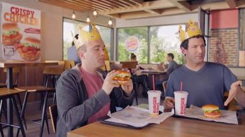 Burger King TV Spot, 'Can't Believe It' - Thumbnail 2