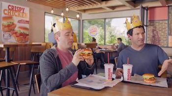 Burger King TV Spot, 'Can't Believe It' - Thumbnail 3