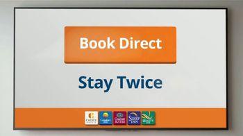 Choice Hotels TV Spot, 'Summertime Badda Book, Badda Boom' - Thumbnail 3