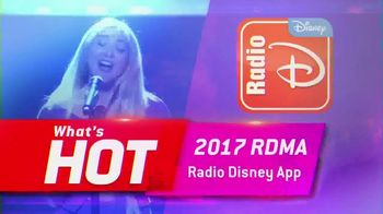 Radio Disney App TV Spot, 'Backstage at the RDMA' - Thumbnail 9