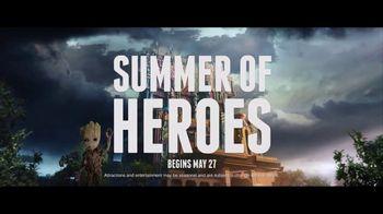 Disney California Adventure Park TV Spot, 'Summer of Heroes' - Thumbnail 6
