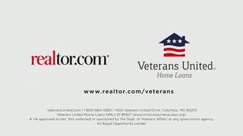 Realtor.com TV Spot, 'Veterans United: Home Loans' - Thumbnail 8