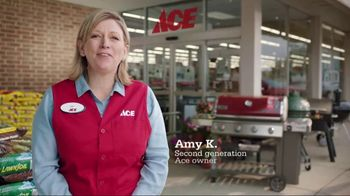 ACE Hardware TV Spot, 'Hand-Picked for Spring' - Thumbnail 1