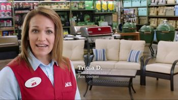 ACE Hardware TV Spot, 'Hand-Picked for Spring' - 1590 commercial airings