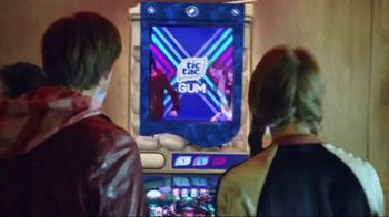 Tic Tac Gum TV Spot, 'Pinball' - 10133 commercial airings