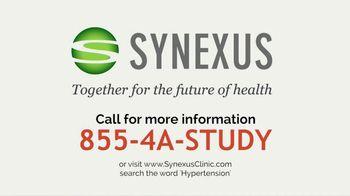 Synexus TV Spot, 'Blood Pressure Screening' - Thumbnail 6
