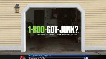 1-800-GOT-JUNK TV Spot, 'Garage' - Thumbnail 10