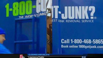 1-800-GOT-JUNK TV Spot, 'Garage' - Thumbnail 9