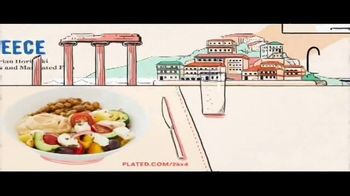 Plated TV Spot, 'Travel the World: 25 Percent Off' - Thumbnail 7