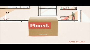 Plated TV Spot, 'Travel the World: 25 Percent Off' - Thumbnail 8