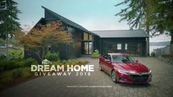Honda TV Spot, '2018 HGTV Dream Home Giveaway'