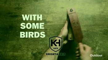 Knight & Hale Switchblade 3-in-1 Turkey Box Call TV Spot, 'Some Birds' - Thumbnail 1