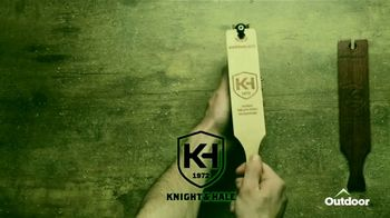 Knight & Hale Switchblade 3-in-1 Turkey Box Call TV Spot, 'Some Birds'