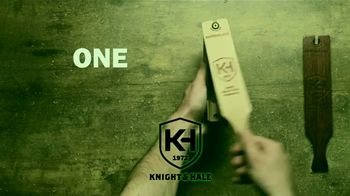 Knight & Hale Switchblade 3-in-1 Turkey Box Call TV Spot, 'Some Birds' - Thumbnail 3