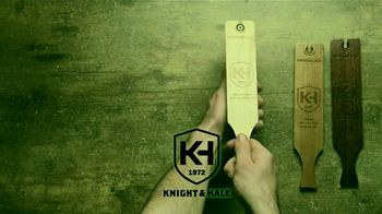 Knight & Hale Switchblade 3-in-1 Turkey Box Call TV Spot, 'Some Birds' - Thumbnail 5