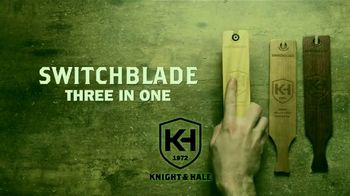 Knight & Hale Switchblade 3-in-1 Turkey Box Call TV Spot, 'Some Birds' - Thumbnail 7
