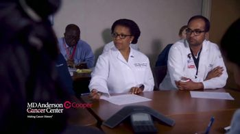 MD Anderson Cooper Cancer Center TV Spot, 'Dr. Robin Wilson-Smith' - Thumbnail 3