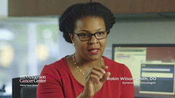 MD Anderson Cooper Cancer Center TV Spot, 'Dr. Robin Wilson-Smith' - Thumbnail 5