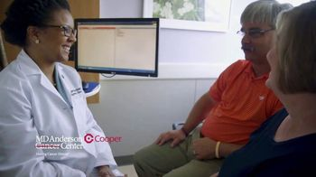 MD Anderson Cooper Cancer Center TV Spot, 'Dr. Robin Wilson-Smith' - Thumbnail 7