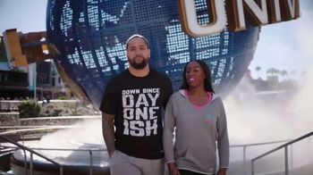 WWE Rev Up Your Vacation Sweepstakes TV Spot, 'Alone Time' Ft. Jimmy Uso - Thumbnail 1
