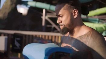 WWE Rev Up Your Vacation Sweepstakes TV Spot, 'Alone Time' Ft. Jimmy Uso - Thumbnail 6