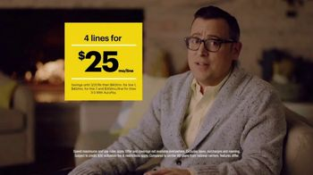 Sprint Unlimited TV Spot, 'One Percent Difference' - Thumbnail 5