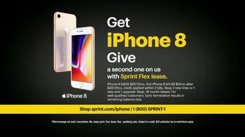 Sprint Unlimited TV Spot, 'One Percent Difference' - Thumbnail 9