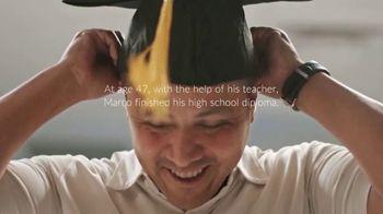 Finish Your Diploma TV Spot, 'Marco' - Thumbnail 5