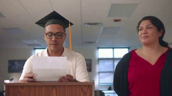 Finish Your Diploma TV Spot, 'Marco'
