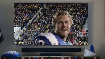 Best Buy Samsung QLED TV TV Spot, 'Mom's Game' - Thumbnail 7