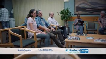 Neulasta Onpro TV Spot, 'Rather Be Home - Onpro' - Thumbnail 10