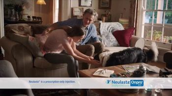 Neulasta Onpro TV Spot, 'Rather Be Home - Onpro' - Thumbnail 6