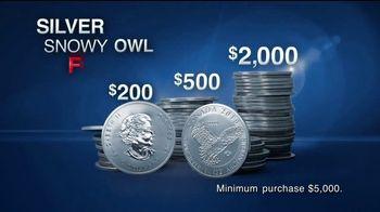Lear Capital TV Spot, 'Silver Snowy Owl Coins' - Thumbnail 2