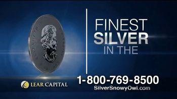 Lear Capital TV Spot, 'Silver Snowy Owl Coins' - Thumbnail 3