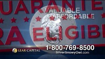 Lear Capital TV Spot, 'Silver Snowy Owl Coins'