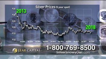 Lear Capital TV Spot, 'Silver Snowy Owl Coins' - Thumbnail 5