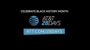 AT&T 28 Days TV Spot, 'TV One: Celebrate Black History Month' - Thumbnail 10