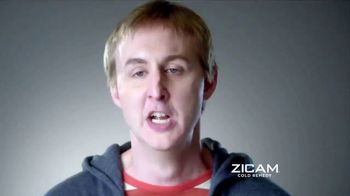 Zicam Cold Remedy Nasal Swabs TV Spot, 'With a Snap' - Thumbnail 1