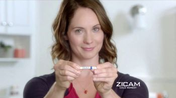 Zicam Cold Remedy Nasal Swabs TV Spot, 'With a Snap' - Thumbnail 10