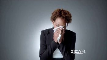 Zicam Cold Remedy Nasal Swabs TV Spot, 'With a Snap'