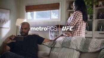 MetroPCS TV Spot, 'Chores' Featuring Daniel Cormier, Dominick Cruz - Thumbnail 1