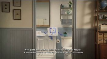 Cologuard TV Spot, 'Colon Cancer Screening Made Easy' - Thumbnail 2