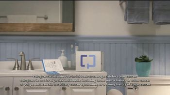 Cologuard TV Spot, 'Colon Cancer Screening Made Easy' - Thumbnail 8