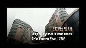 Ministry of Commerce and Industry TV Spot, 'India Means Business' - 114 commercial airings